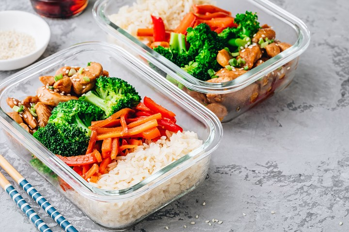 meal planning by nutritionist Mary Bacon